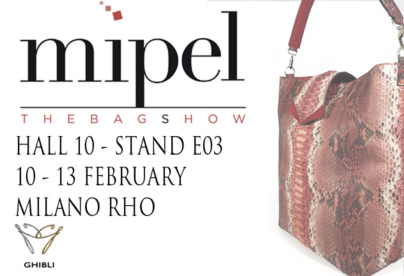 Mipel – the bag show – Hall 10 stand E03