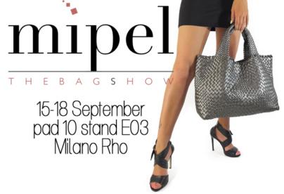 Mipel – the bag show – Hall 10 stand E03